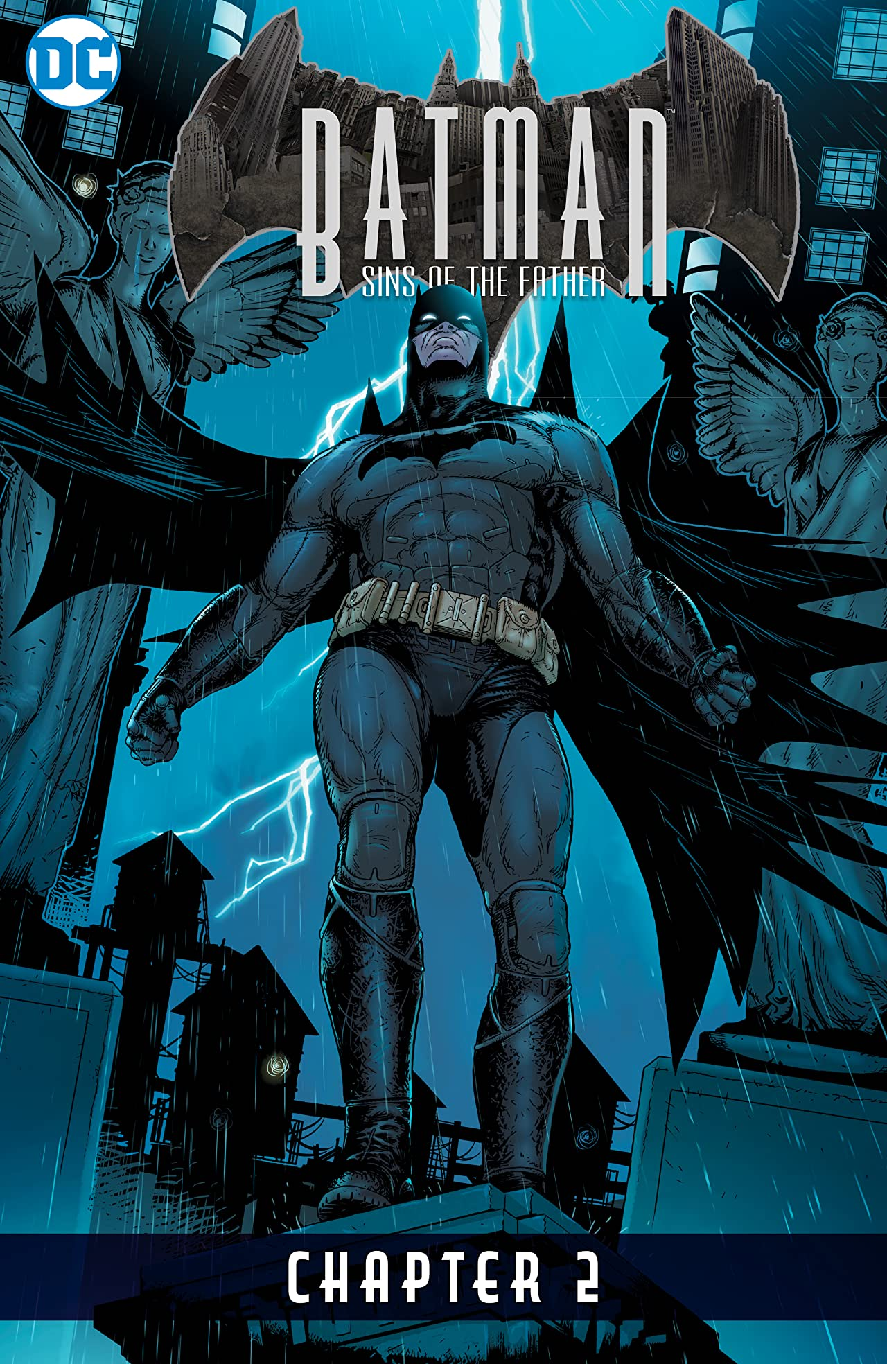 Batman: Sins of the Father (2018-) #2