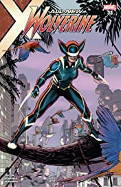 All-New Wolverine (2015-) #33