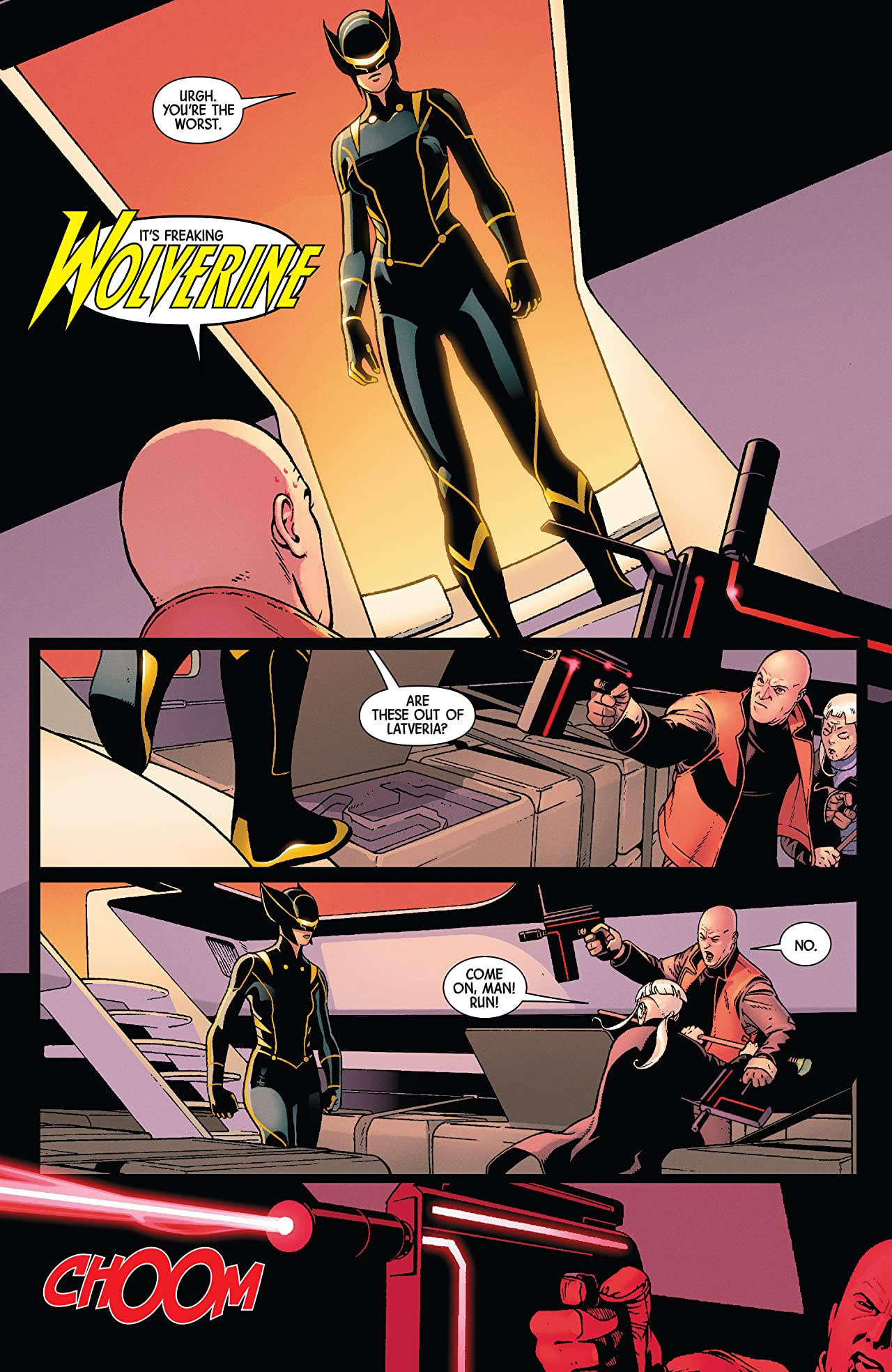 All-New Wolverine (2015-2018) #33