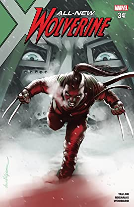 All-New Wolverine (2015-2018) #34