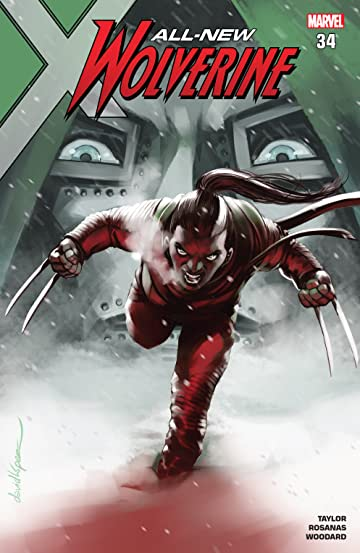 All-New Wolverine (2015-) #34