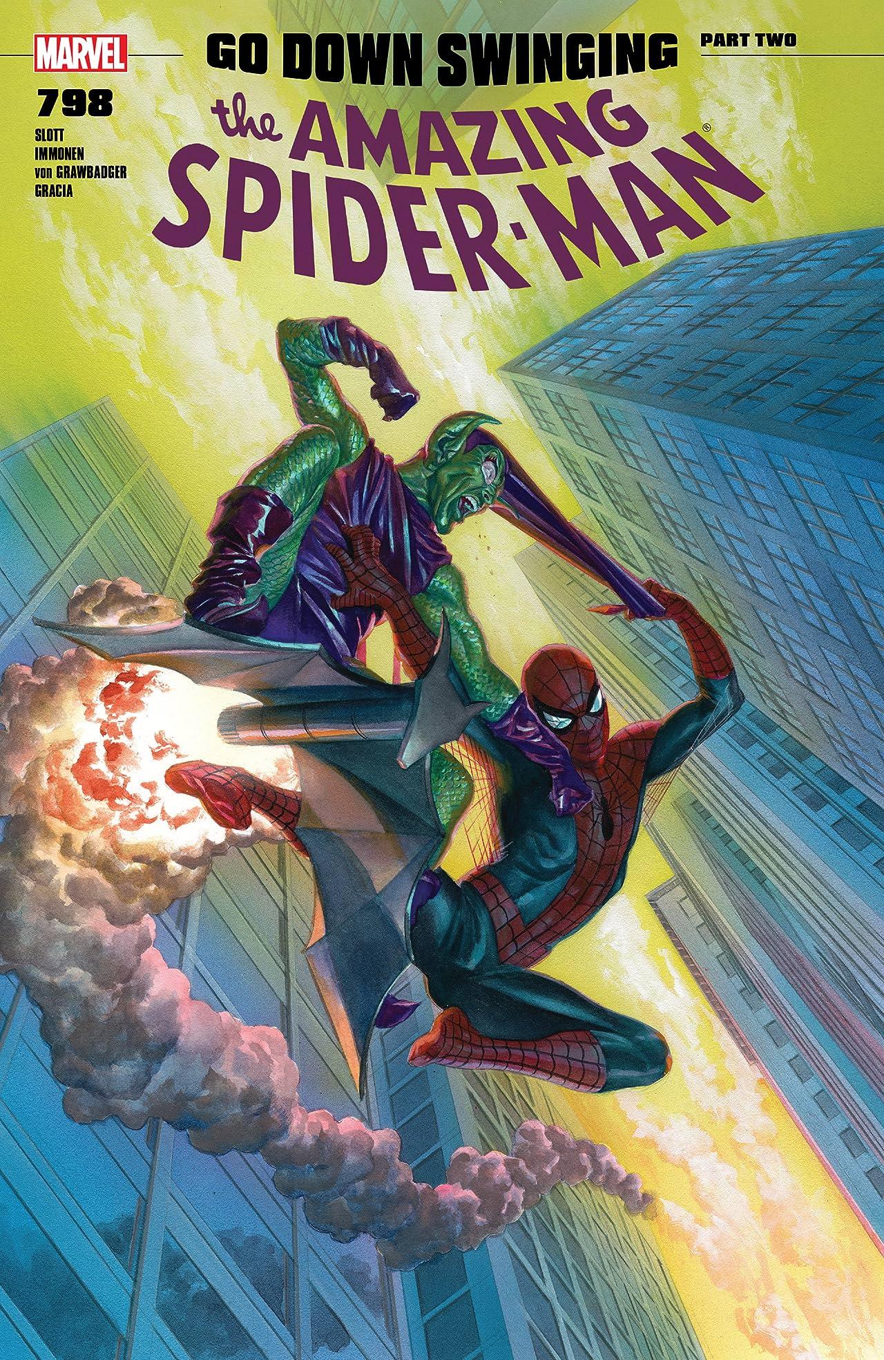 Amazing Spider-Man (2015-) No.798