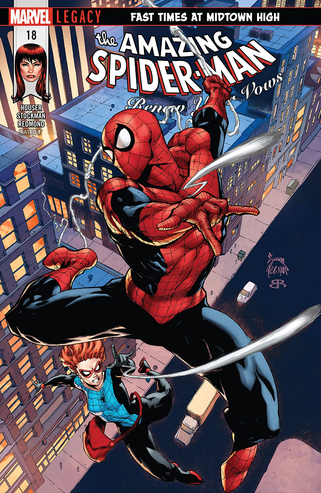 Amazing Spider-Man: Renew Your Vows (2016-) #18