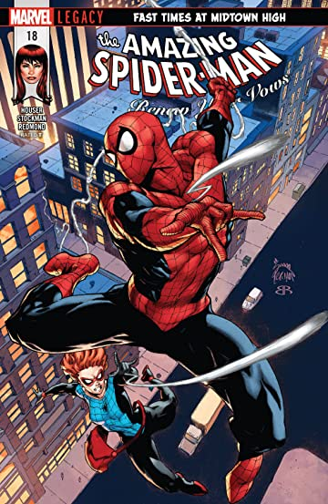 Amazing Spider-Man: Renew Your Vows (2016-) No.18
