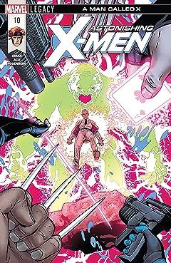 Astonishing X-Men (2017-) #10