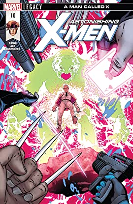 Astonishing X-Men (2017-2018) #10