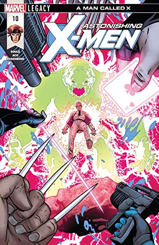 Astonishing X-Men (2017-) #10