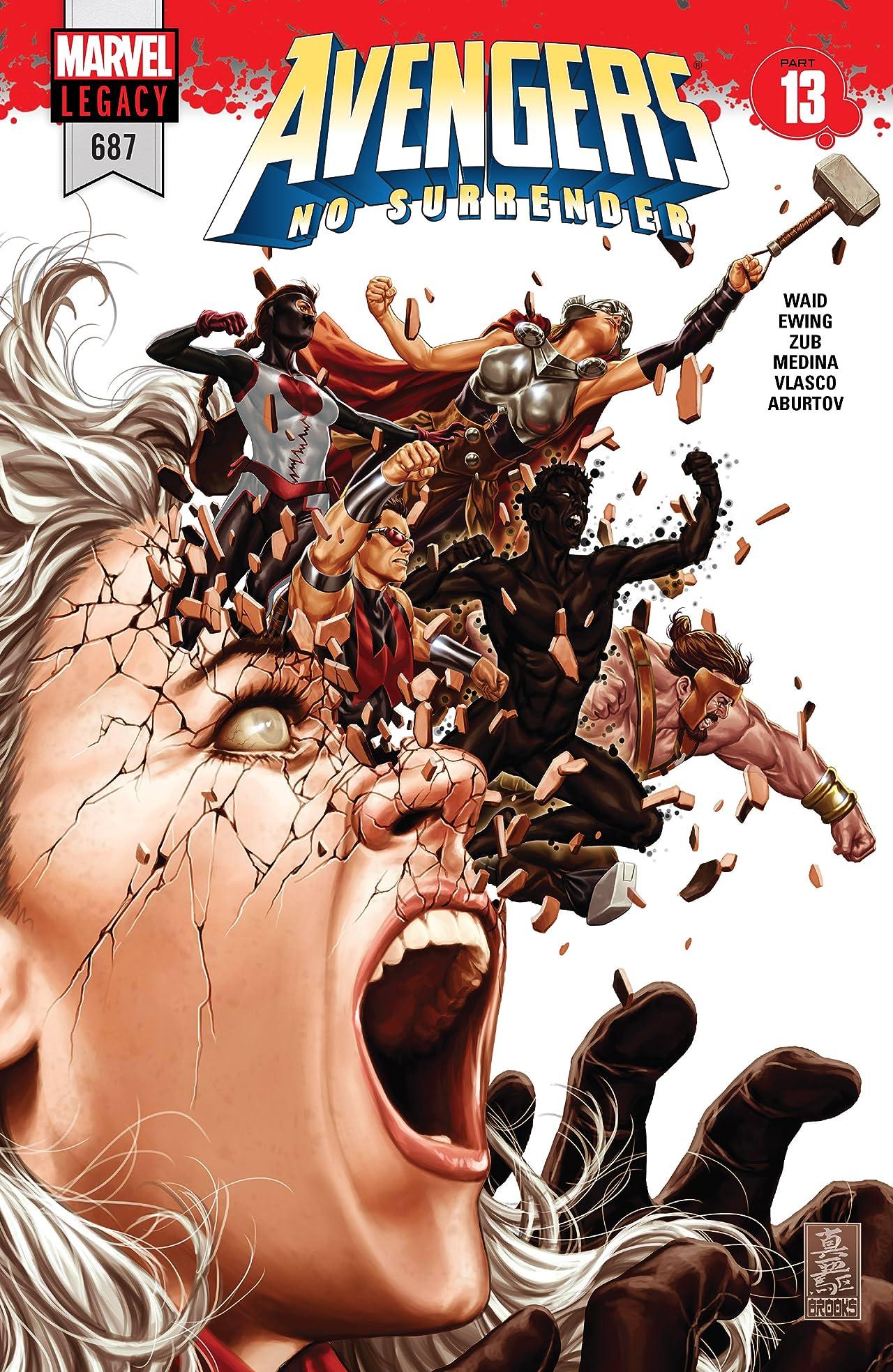 Avengers (2016-) No.687