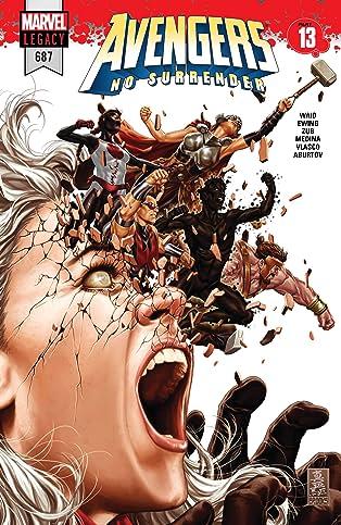 Avengers (2016-2018) #687