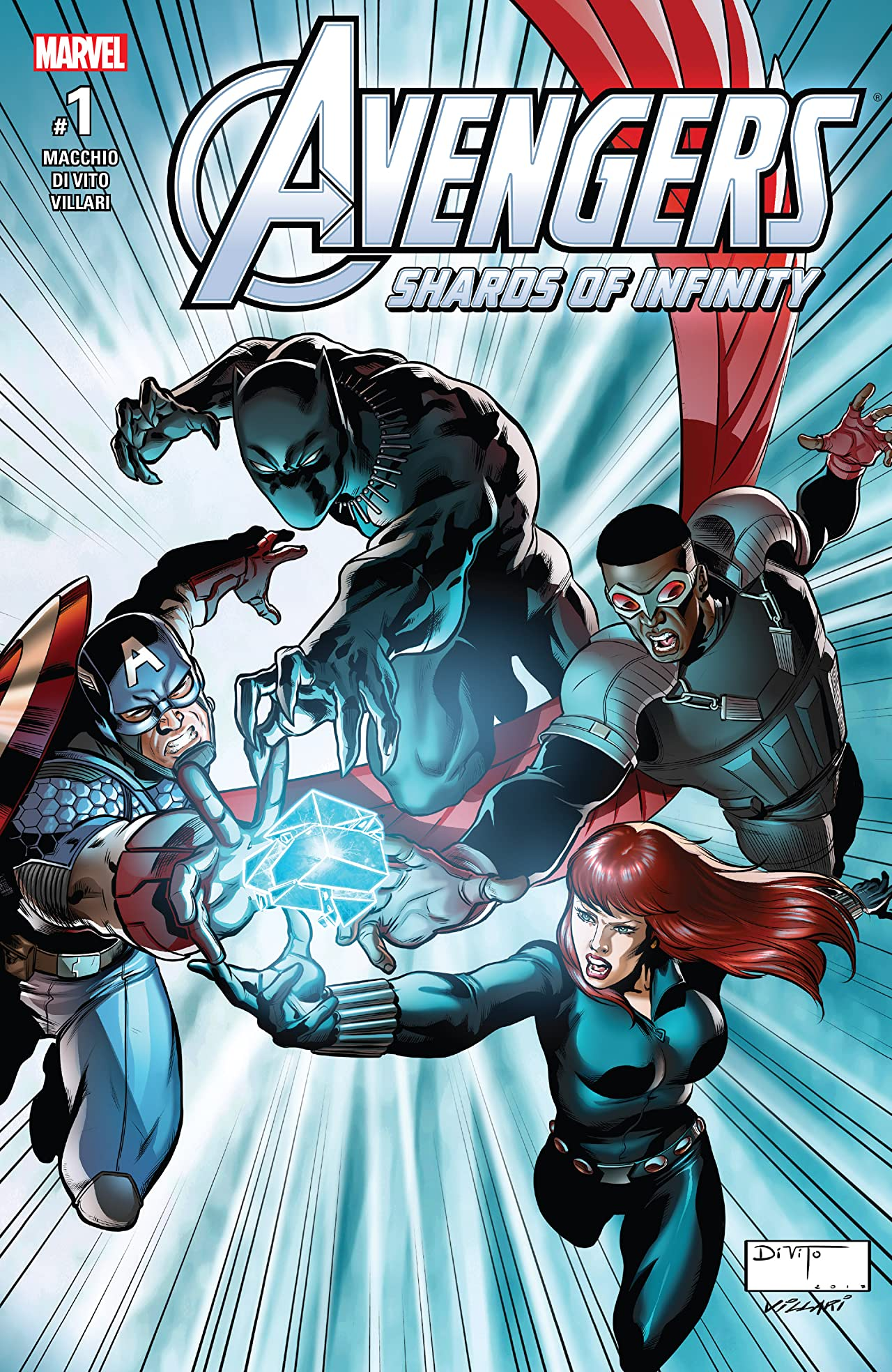 Avengers: Shards of Infinity (2018) #1