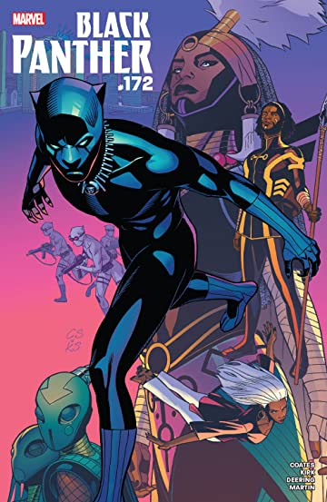 Black Panther (2016-) No.172