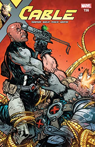 Cable (2017-) #156