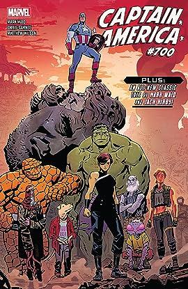 Captain America (2017-2018) #700