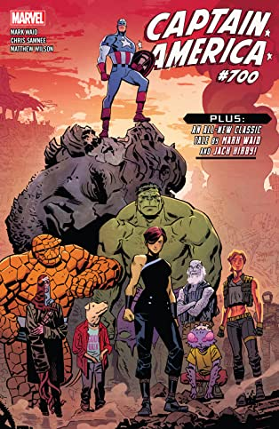 Captain America (2017-) #700