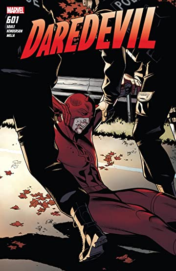 Daredevil (2015-) No.601
