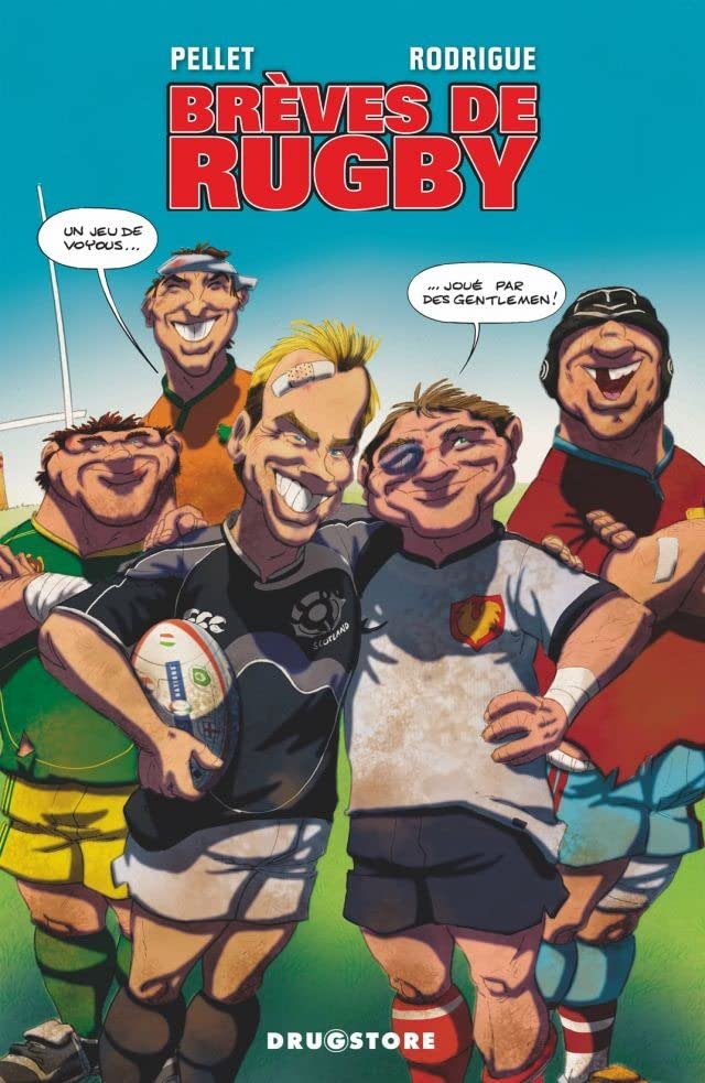 Brèves de rugby Vol. 1