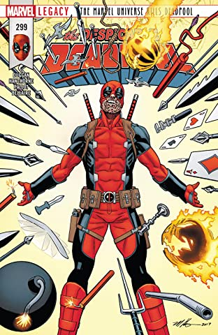 Despicable Deadpool (2017-) #299