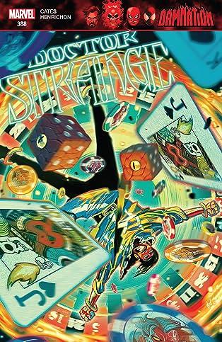 Doctor Strange (2015-2018) #388