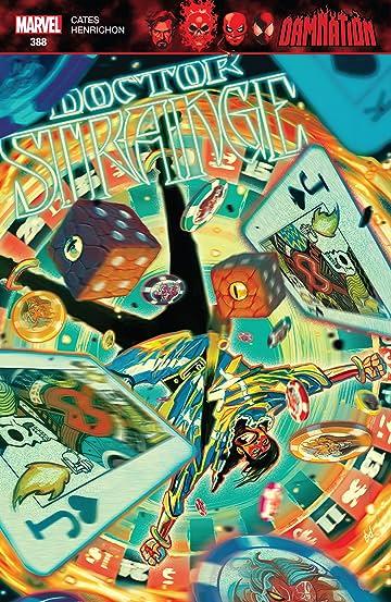 Doctor Strange (2015-) No.388