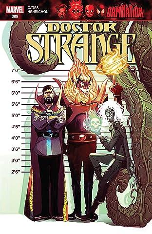 Doctor Strange (2015-) #389