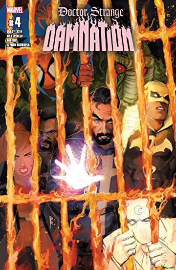 Doctor Strange: Damnation (2018) #4 (of 4)