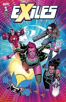 Exiles (2018-2019) #1