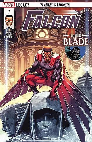 Falcon (2017-2018) #7