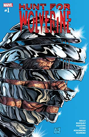 Hunt For Wolverine (2018) #1