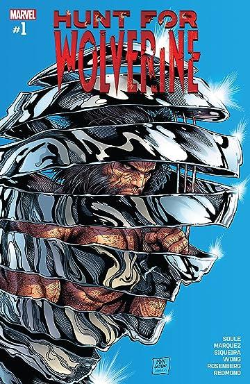 Hunt For Wolverine (2018) #1