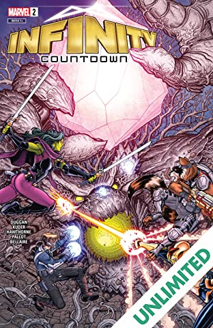 Infinity Countdown (2018) #2 (of 5)
