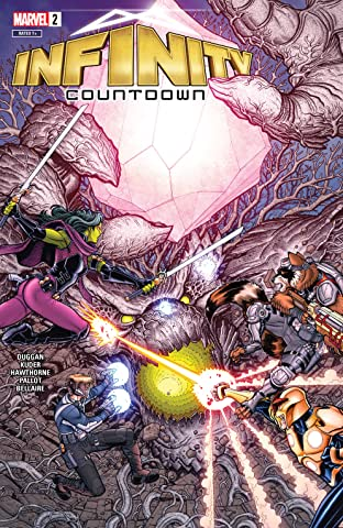 Infinity Countdown (2018-) #2 (of 5)