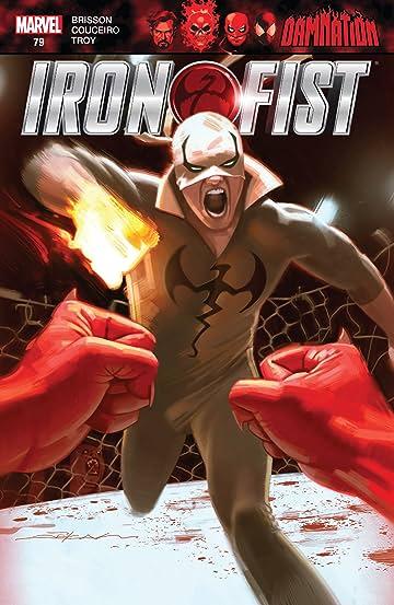 Iron Fist (2017-2018) #79