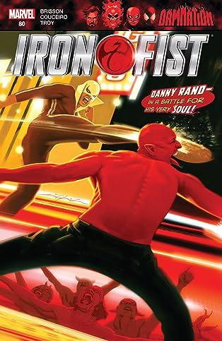 Iron Fist (2017-2018) #80