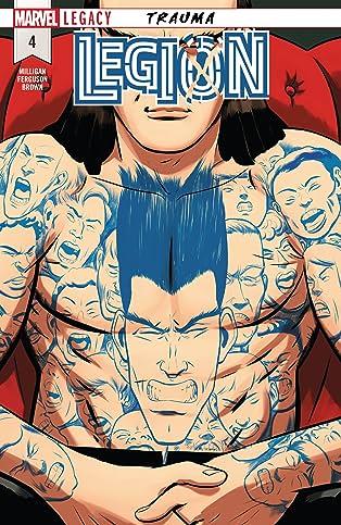 Legion (2018) #4 (of 5)