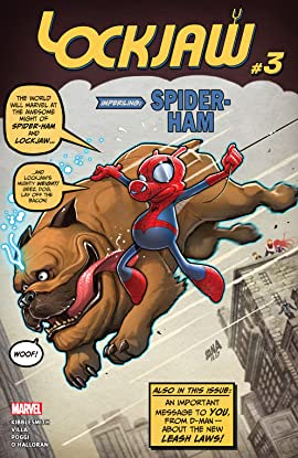 Lockjaw (2018) #3