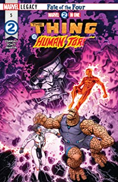 Marvel Two-In-One (2017-) #5