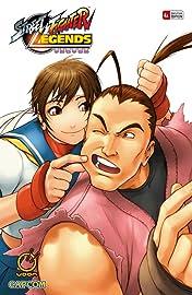 Street Fighter Legends: Sakura #4 (of 4)