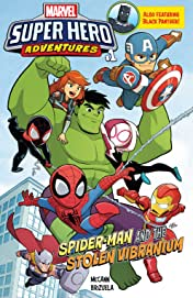 Marvel Super Hero Adventures: Spider-Man and the Stolen Vibranium (2018) #1