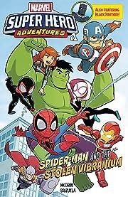 Marvel Super Hero Adventures: Spider-Man and the Stolen Vibranium (2018) No.1