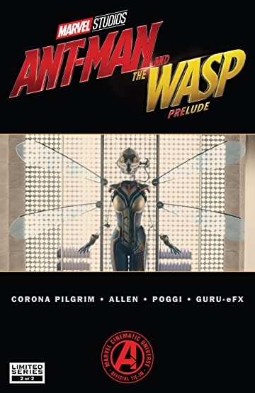 Marvel's Ant-Man and the Wasp Prelude (2018) #2 (of 2)