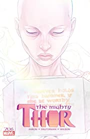 The Mighty Thor (2015-2018) #706