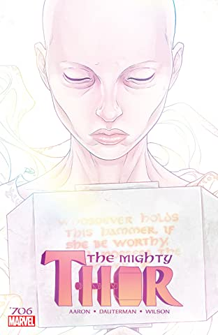 The Mighty Thor (2015-) #706