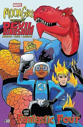 Moon Girl and Devil Dinosaur (2015-) #30