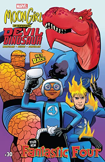 Moon Girl and Devil Dinosaur (2015-) #30