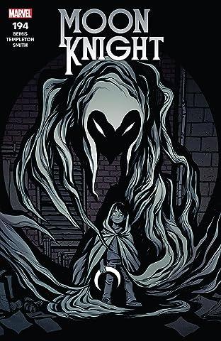 Moon Knight (2017-) #194