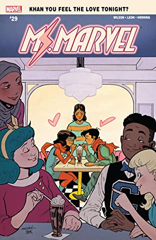 Ms. Marvel (2015-) #29