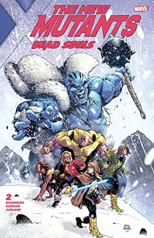 New Mutants: Dead Souls (2018) #2 (of 6)