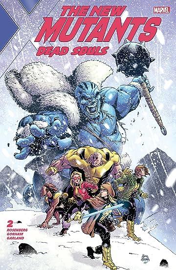 New Mutants: Dead Souls (2018-) #2 (of 6)