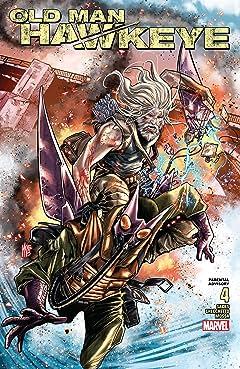 Old Man Hawkeye (2018-) #4 (of 12)