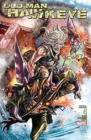 Old Man Hawkeye (2018-) #4 (of 12)